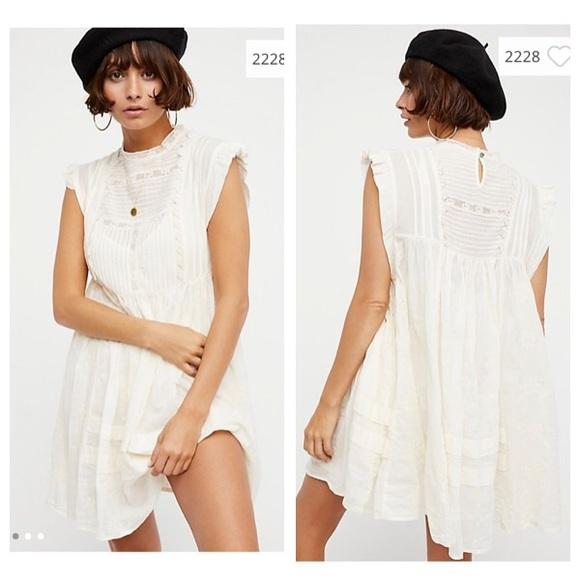 32d8d3f095bc Free People Dresses & Skirts - Free People Nobody Like You Mini Dress Medium